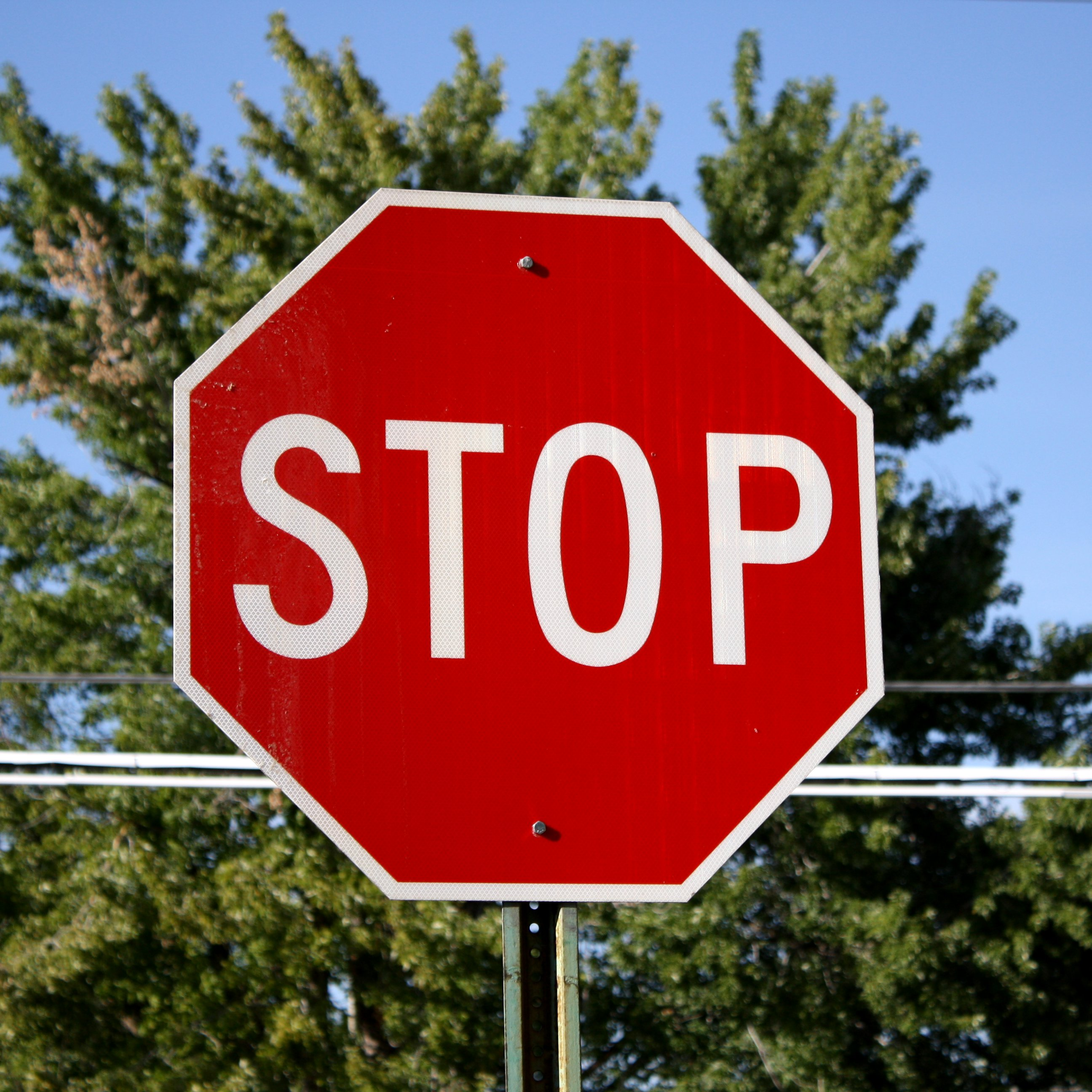 Stop Sign Picture Free Photograph Photos Public Domain