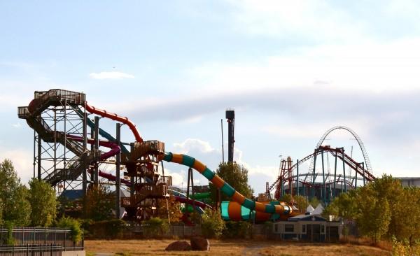 amusement park - free high resolution photo
