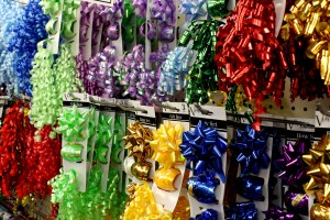 free high resolution photo of ribbons and bows