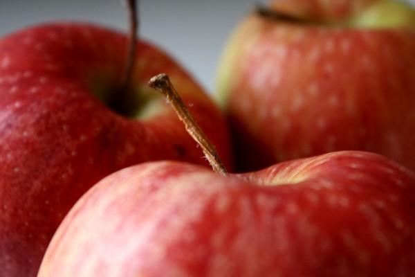 Apples Closeup - free high resolution photo