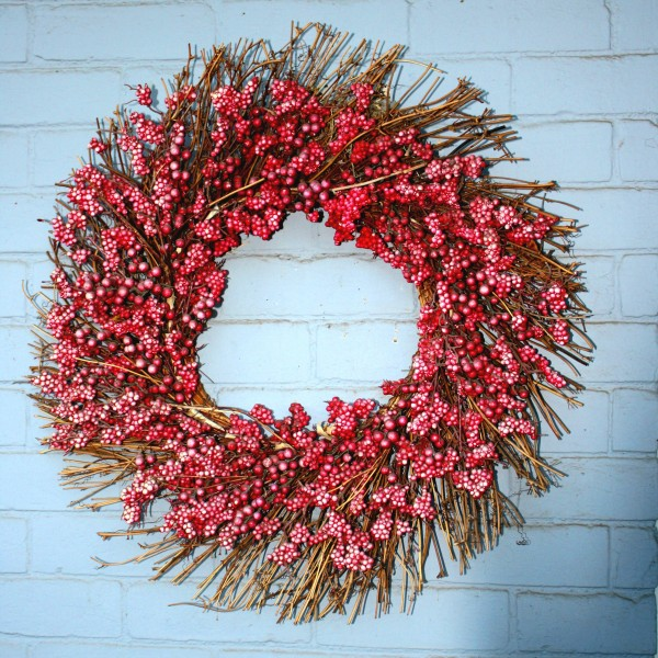 Berry Wreath - Free High Resolution Photo