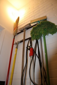 Brooms and Mops - Free High Resolution Photo