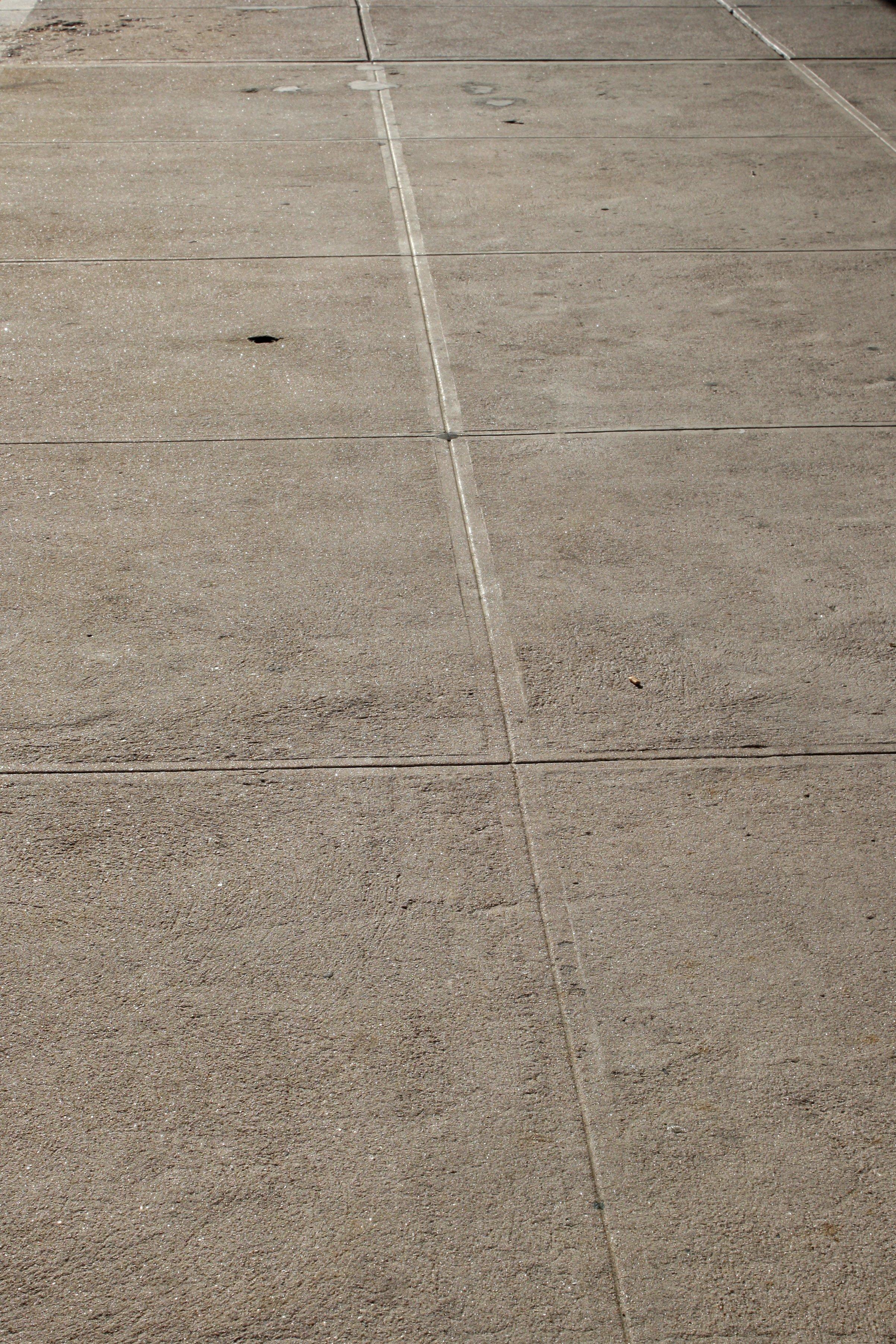Cement Sidewalk Picture Free Photograph Photos Public