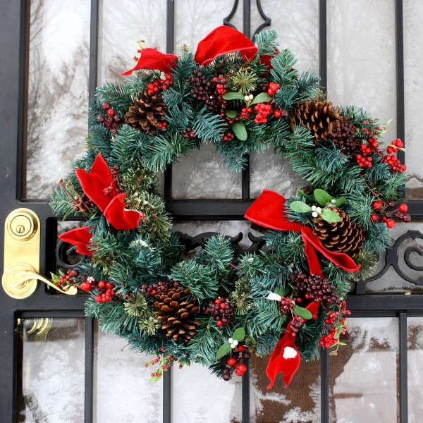 Christmas Wreath - Free High Resolution Photo