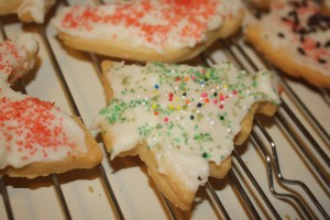 Christmas Cookie Closeup - Free high resolution photo