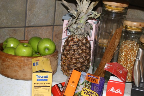 Cluttered Kitchen Counter - free high resolution photo