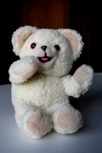 cream colored teddy bear - free high resolution photo