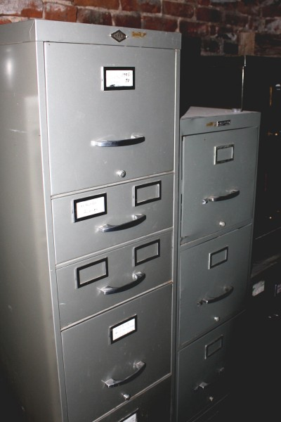 File Cabinets - Free High Resolution Photo