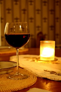 Glass of Red Wine - Free High Resolution Photo