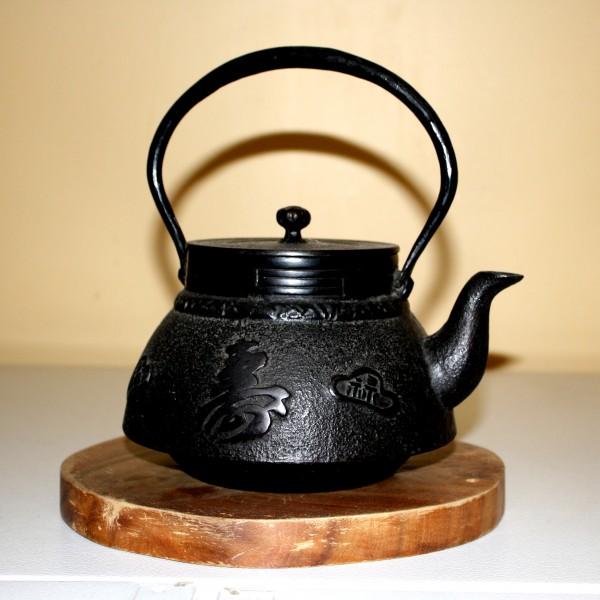 Japanese Tetsubin Cast Iron Teapot - Free High Resolution Photo
