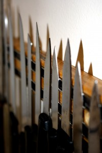 Kitchen Knives - free high resolution photo