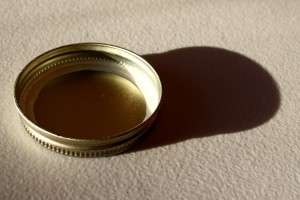 Metal Jar Lid - Free High Resolution Photo