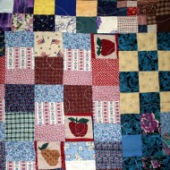 Patchwork Quilt Texture - free high resolution photo