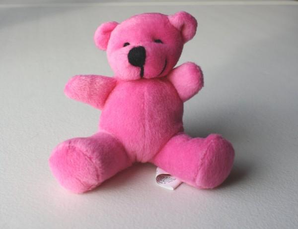 Pink Teddy Bear - free high resolution photo