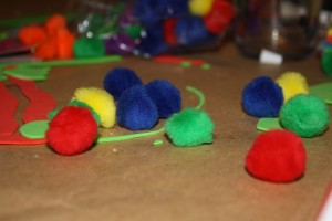 Pom Poms for Crafts - free high resolution photo
