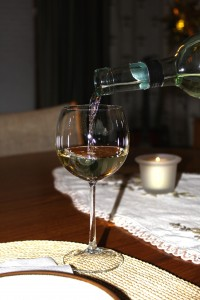 Pouring White Wine - free high resolution photo