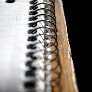 Spiral Notebook Edge - free high resolution photo