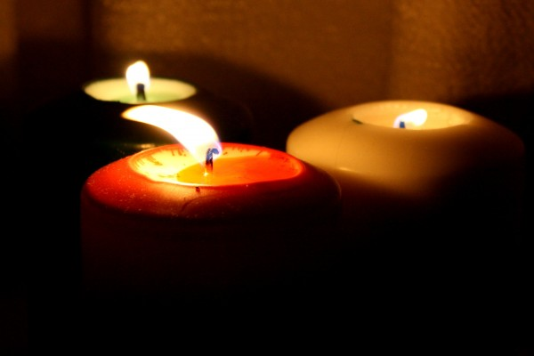 burning candles - free high resolution photo