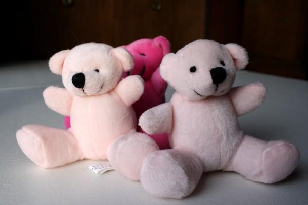 Three Teddy Bears - free high resolution photo