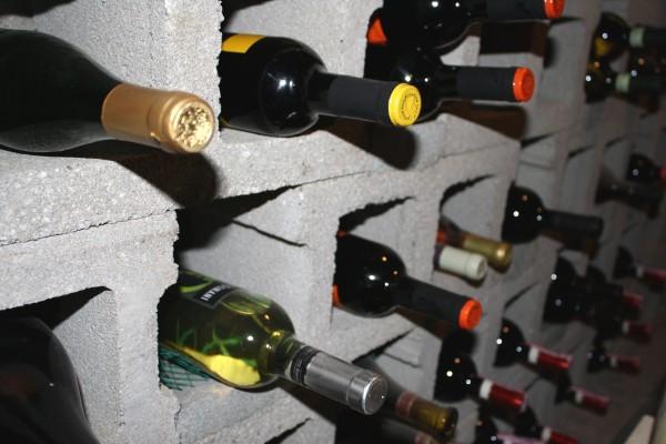 Wine Bottles - Free High Resolution Photo