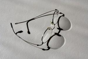 Wire Framed Eyeglasses - free high resolution photo