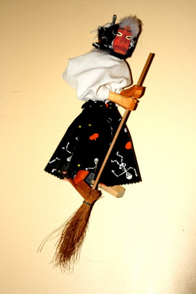 Witch Decoration - Free High Resolution Photo