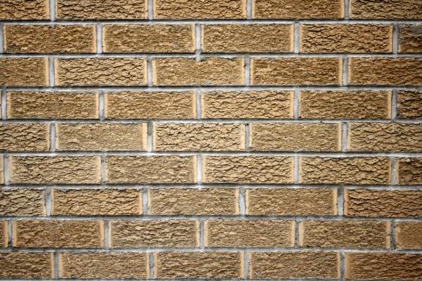 Blonde Brick Wall Texture - Free High Resolution Photo