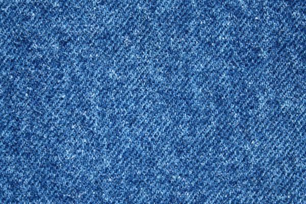 Blue Denim Fabric Closeup Texture - Free High Resolution Photo