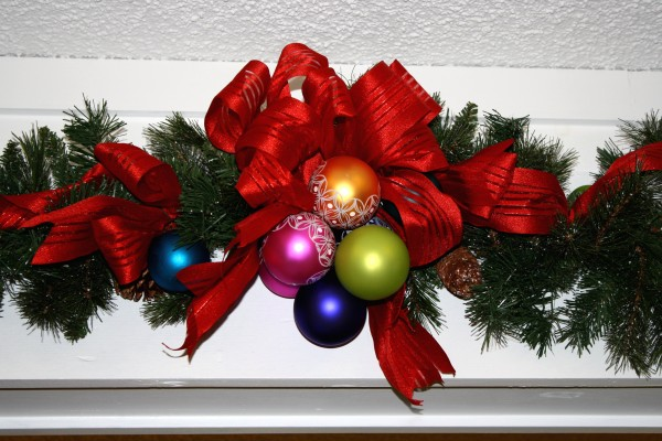 Christmas Garland - Free High Resolution Photo