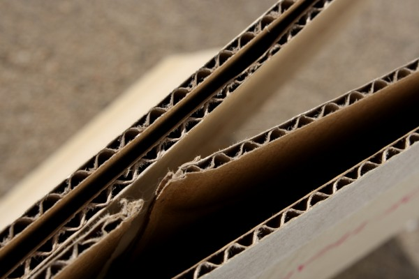 Corrugated Cardboard - Free High Resolution Photo