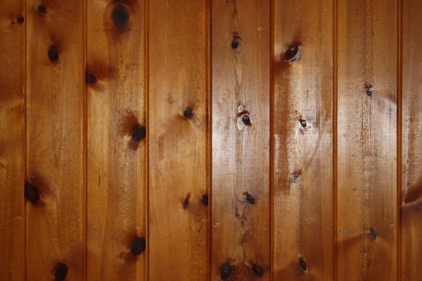 Knotty Pine Wood Wall Paneling Texture - Free High Resolution Photo