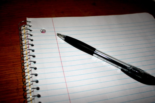Notebook and Pen - Free High Resolution Photo