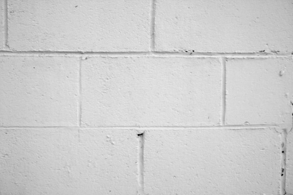 Painted Cinder Block Wall Texture - Free High Resolution Photo