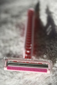 Pink Disposable Razor Closeup - Free High Resolution Photo