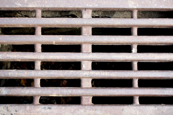 Storm Drain Grate Texture - Free high resolution photo