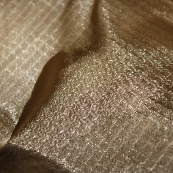 Tan Ripstop Nylon Parachute Fabric Closeup - Free High Resolution Photo