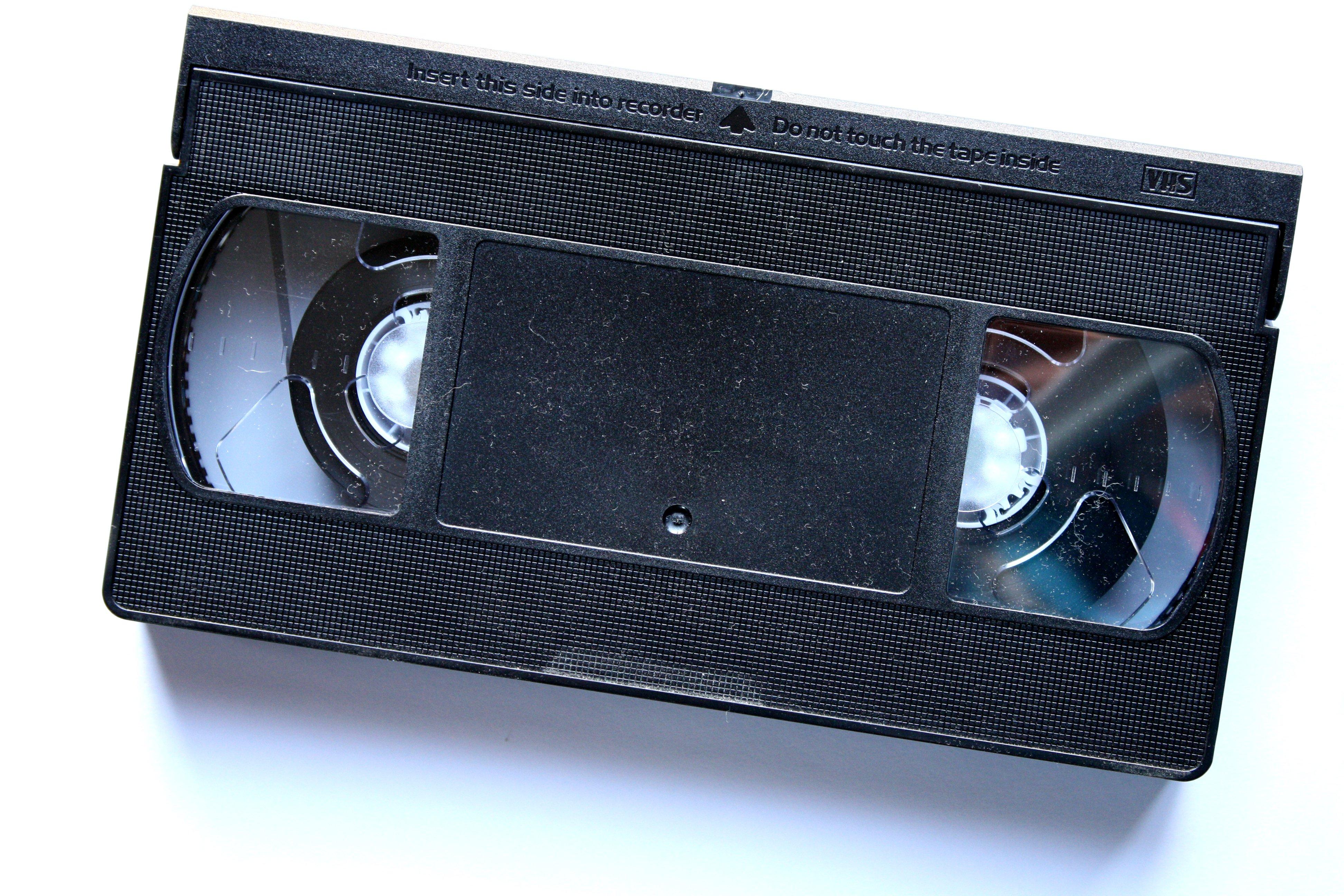 Blank Cassette Tapes VHS