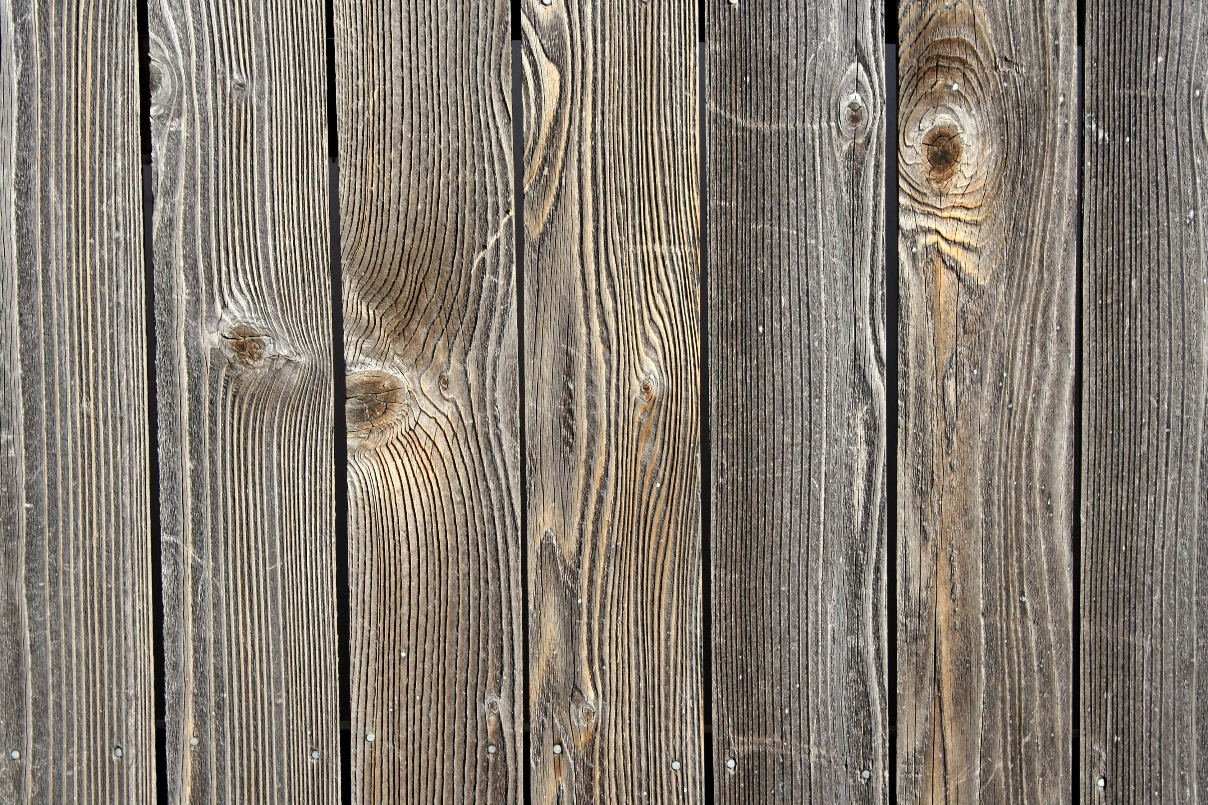 Weathered Wooden Boards Texture Picture Free Photograph