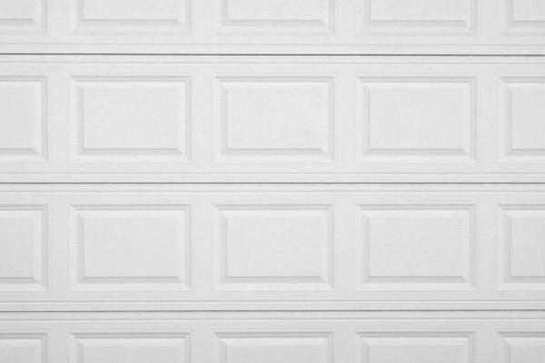 White Garage Door Texture Picture Free Photograph