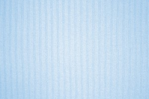 Baby Blue Ribbed Knit Fabric Texture - Free High Resolution Photo