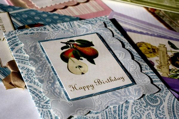 Birthday Greeting Card - Free High Resolution Photo