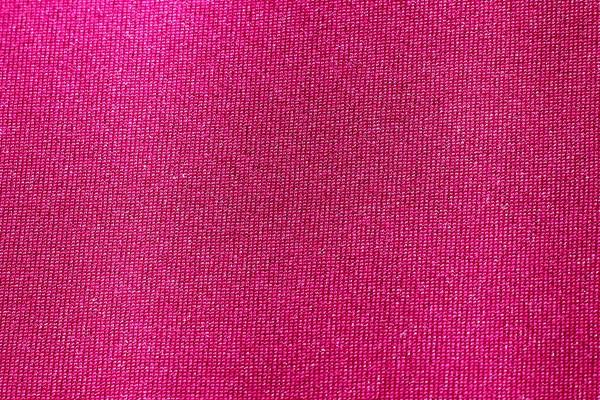 Hot Pink Nylon Fabric Closeup Texture - Free High Resolution Photo