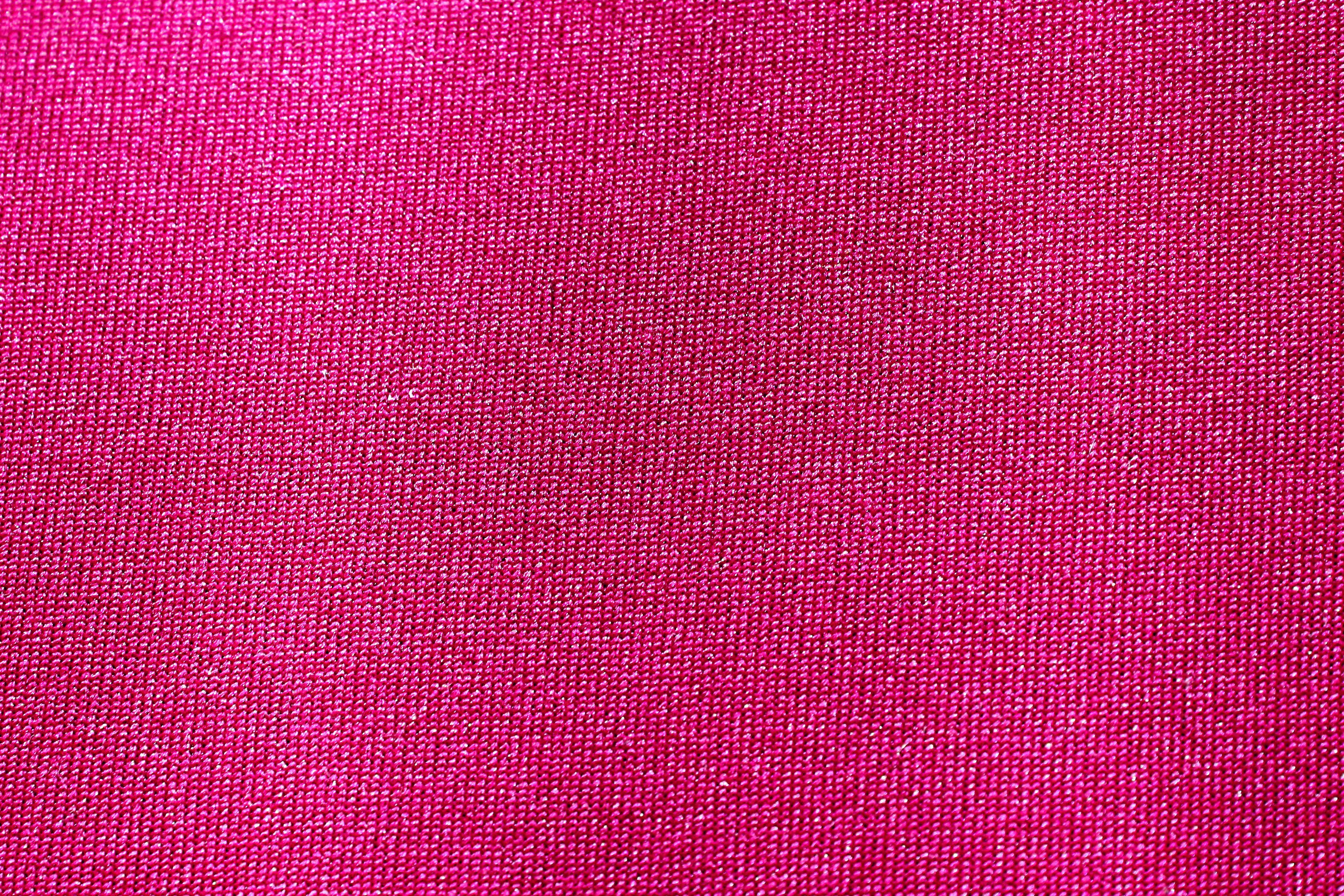 hot pink nylon fabric closeup texture picture free