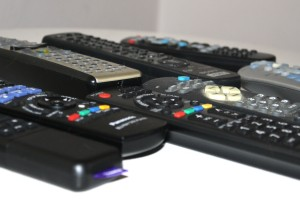 Bunch of Remote Controls - Free High Resolution Photo
