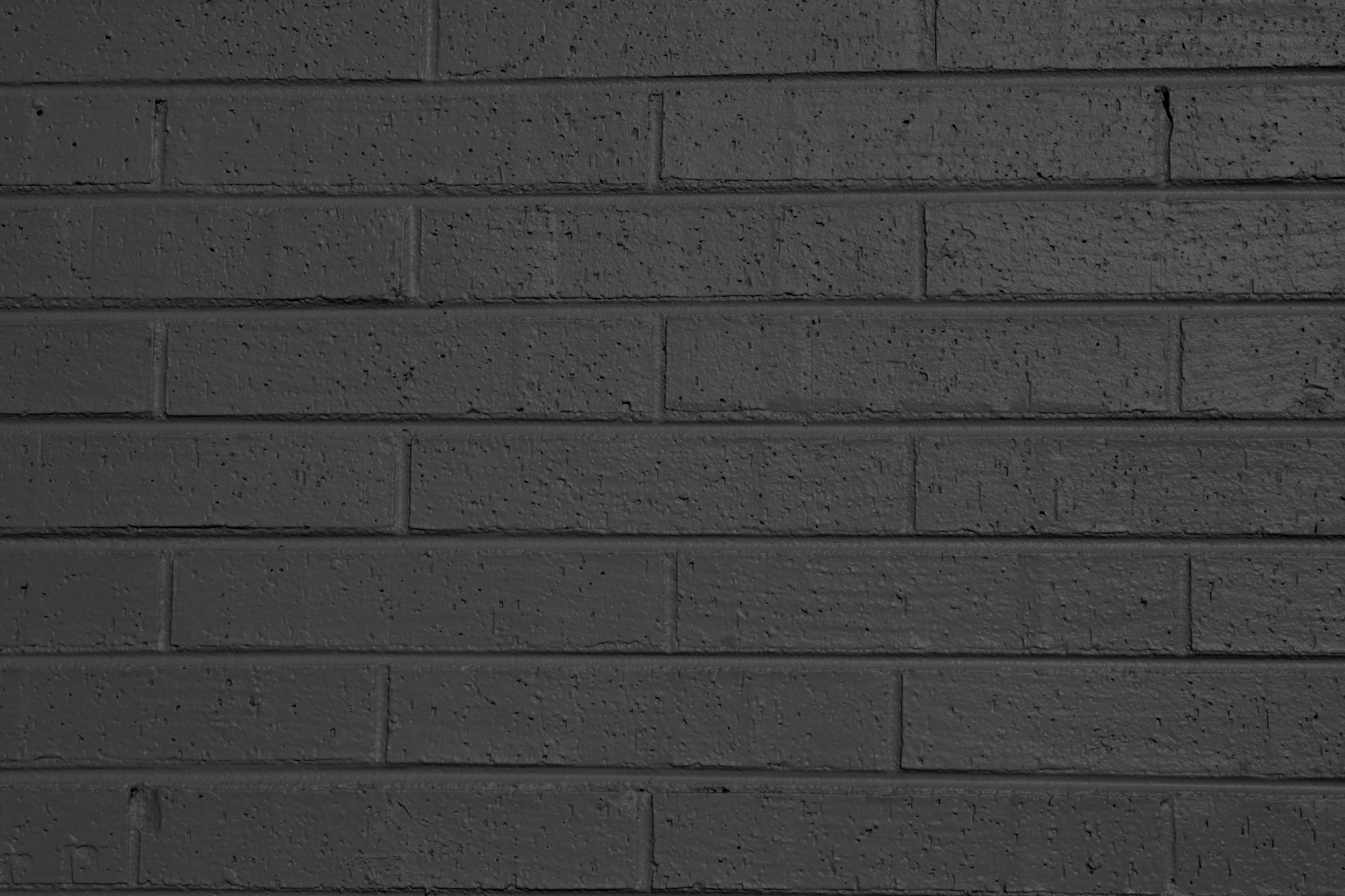 charcoal gray painted brick wall texture picture free photograph