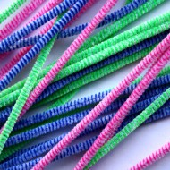 Colorful Pipe Cleaners - Free High Resolution Photo