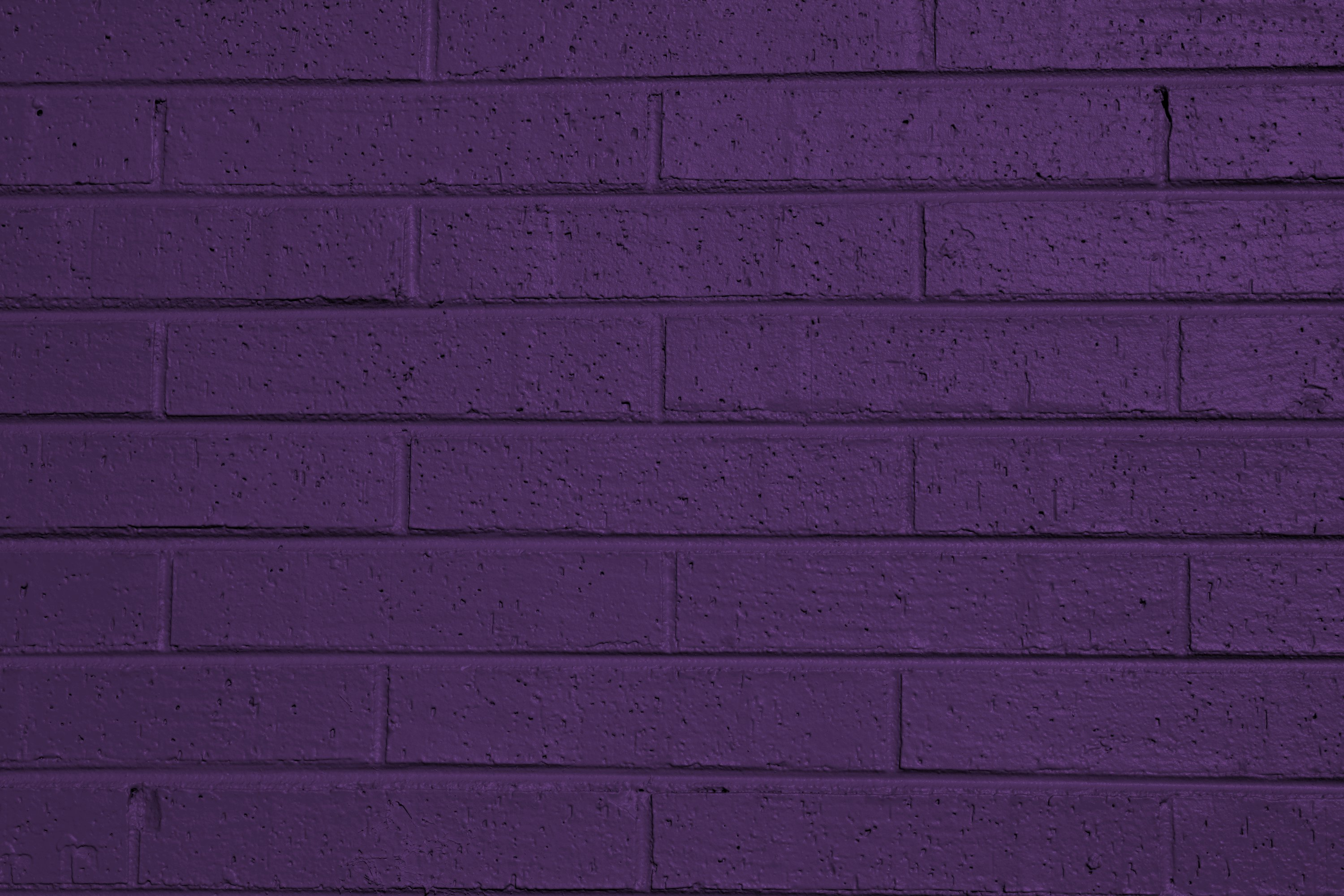 Dark Purple Painted Brick Ball Texture