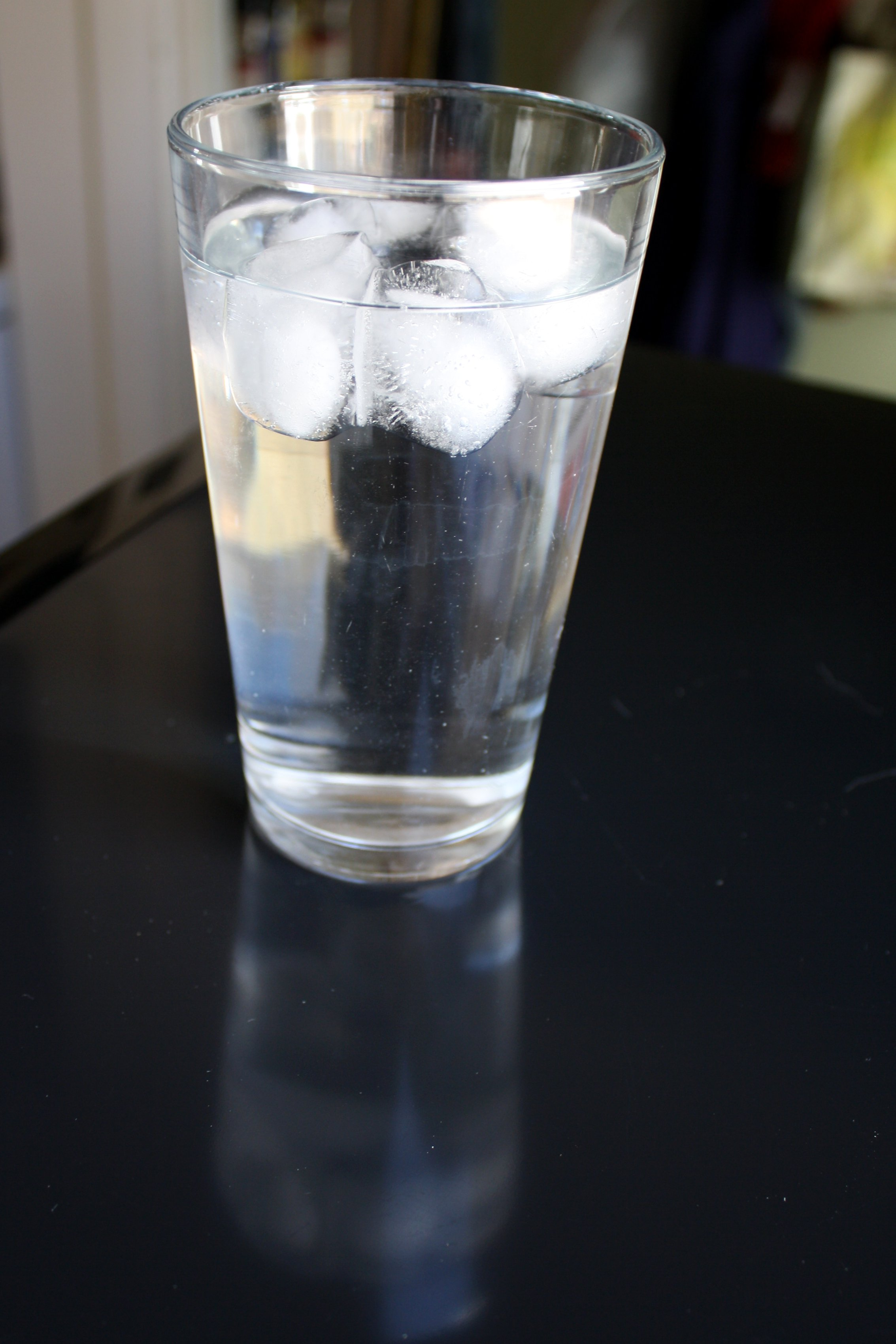 drink of water