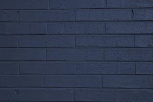 Gray Blue Painted Brick Wall Texture - Free High Resolution Photo
