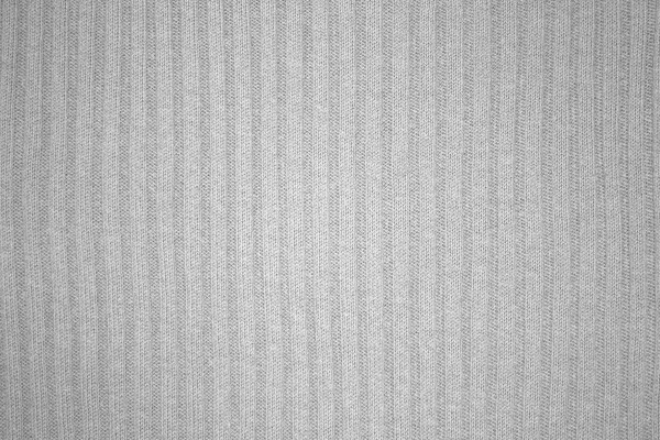 Gray Ribbed Knit Fabric Texture - Free High Resolution Photo